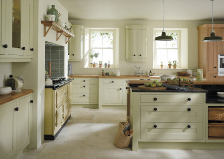 Tradtional Kitchens